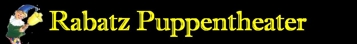 Rabatz Puppentheater Logo