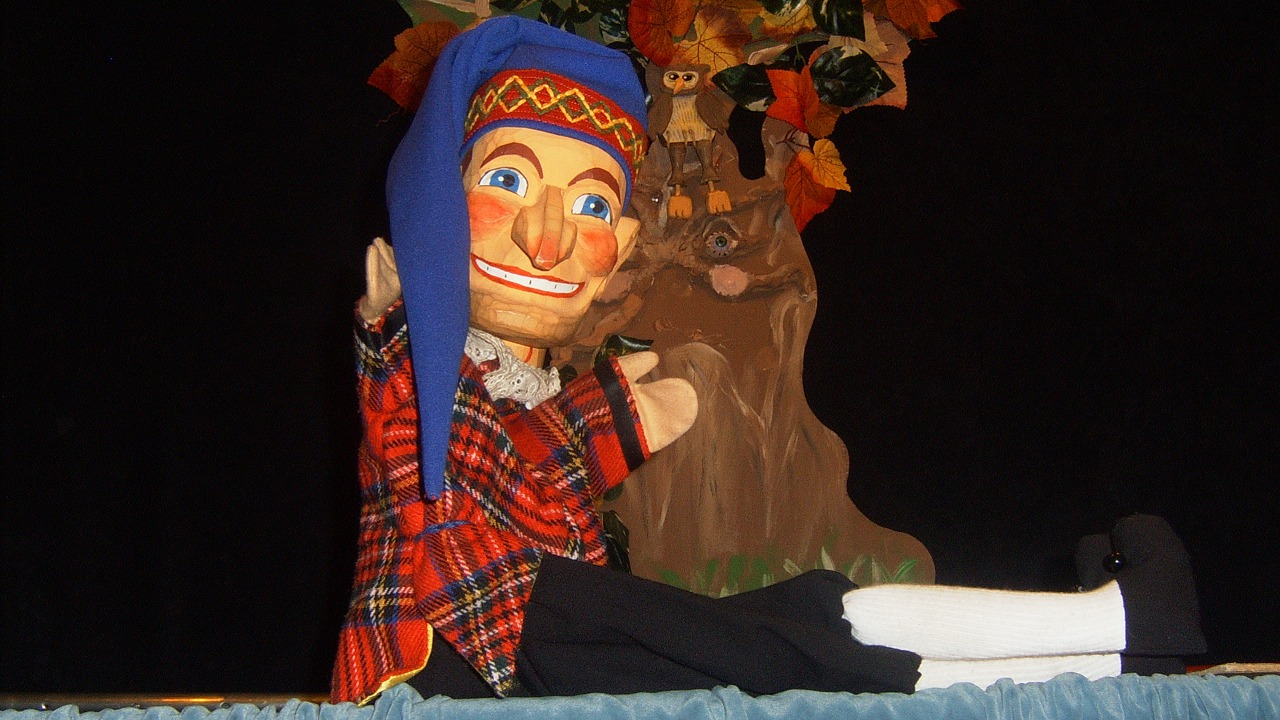 Kasperle im Rabatz Puppentheater